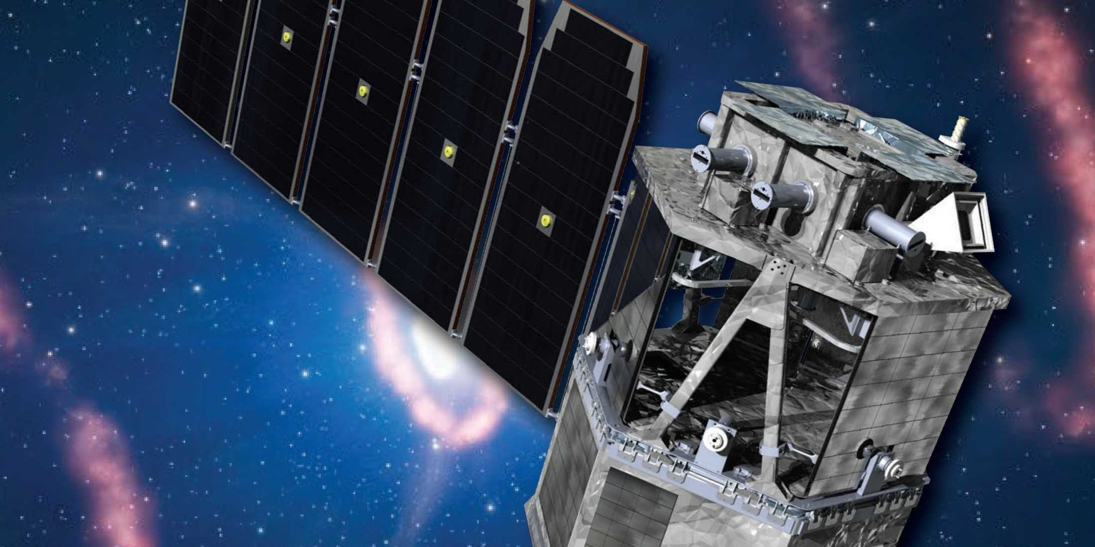 NASA создаст космический гамма-телескоп COSI